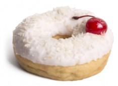 Пончик Кокосовый