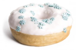 Пончик Творожный