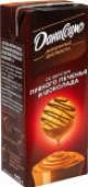 Коктейль молочный Даниссимо со вкусом пряного печенья и шоколада 2.5% 215г