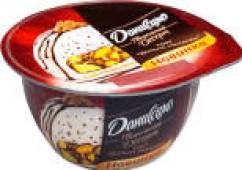Продукт творожный Даниссимо Десерт Торт Дольче Милано 5.3% 140г