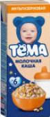 Каша Тема Кашка на ночь Молочная Мультизерновая 206г