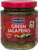 Перец Santa Maria Халапеньо зеленый 110г