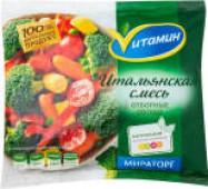 Смесь овощная Vитамин Итальянская быстрозамороженная 400г
