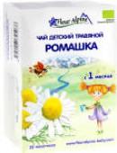 Чай детский Fleur Alpine Ромашка 20 пак