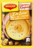 Крем-суп Maggi De Luxe Сырный с гренками 25г