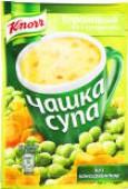 Суп Knorr Чашка Супа Гороховый суп с сухариками 21г