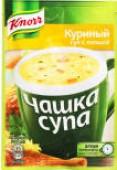 Суп Knorr Чашка Супа Куриный суп с лапшой 13г