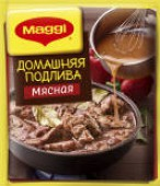 Подлива Maggi Домашняя мясная 90г
