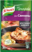 Приправа Knorr Хрустящая корочка для Свинины 30г