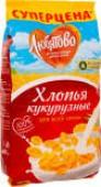 Хлопья Любятово Кукурузные 300г