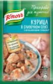 Приправа для тушения Knorr Курица в сливочном соусе с итальянскими травами 19г