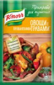 Приправа для тушения Knorr Овощи с прованскими травами 22г