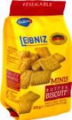 Печенье Leibniz Minis Butter сливочное 100г