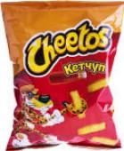 Палочки кукурузные Cheetos Кетчуп 55г