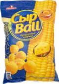 Шарики кукурузные СырBall со вкусом сыра 140г