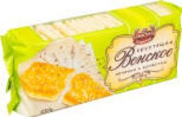 Печенье Мастер сладостей Венское Хрустящее с кунжутом 150г