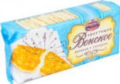 Печенье Мастер сладостей Венское Хрустящее с сахаром 150г