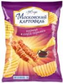 Чипсы Московский картофель Курица в соусе Терияки 70г