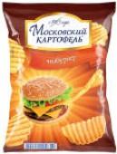 Чипсы Московский картофель Чизбургер 70г