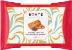 Печенье Bonte Bakery Малиновый десерт 270г