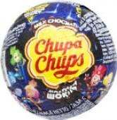 Шар шоколадный Chupa Chups с игрушкой-сюрпризом 20г в ассортименте