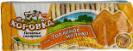 Печенье Коровка сахарное Топленое молоко 375г