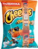 Снеки кукурузные Cheetos Усы пицца 51г